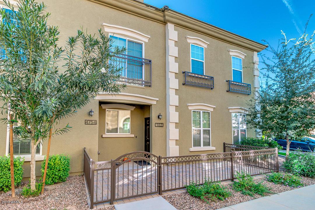 Photo of 4754 E RED OAK Lane #102, Gilbert, AZ 85297