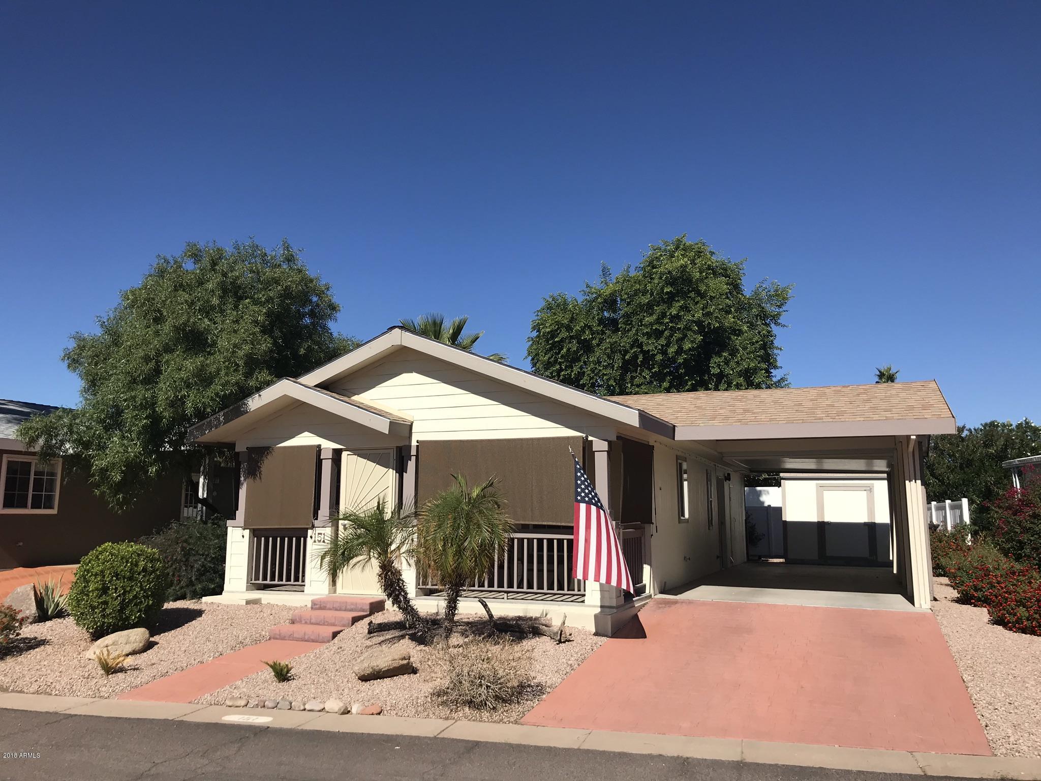 Photo of 201 S Greenfield Road #151, Mesa, AZ 85206
