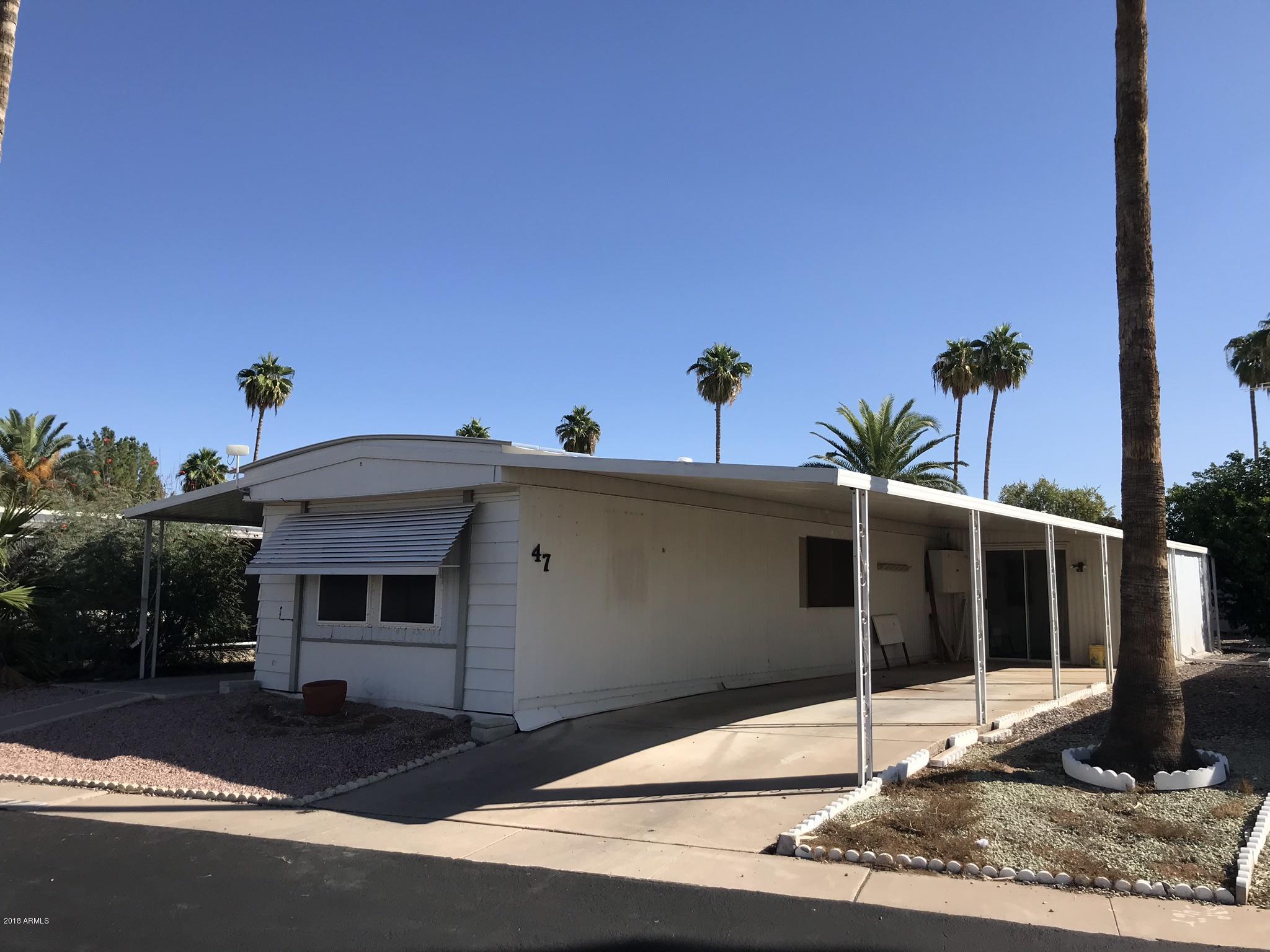Photo of 303 S Recker Road #47, Mesa, AZ 85206