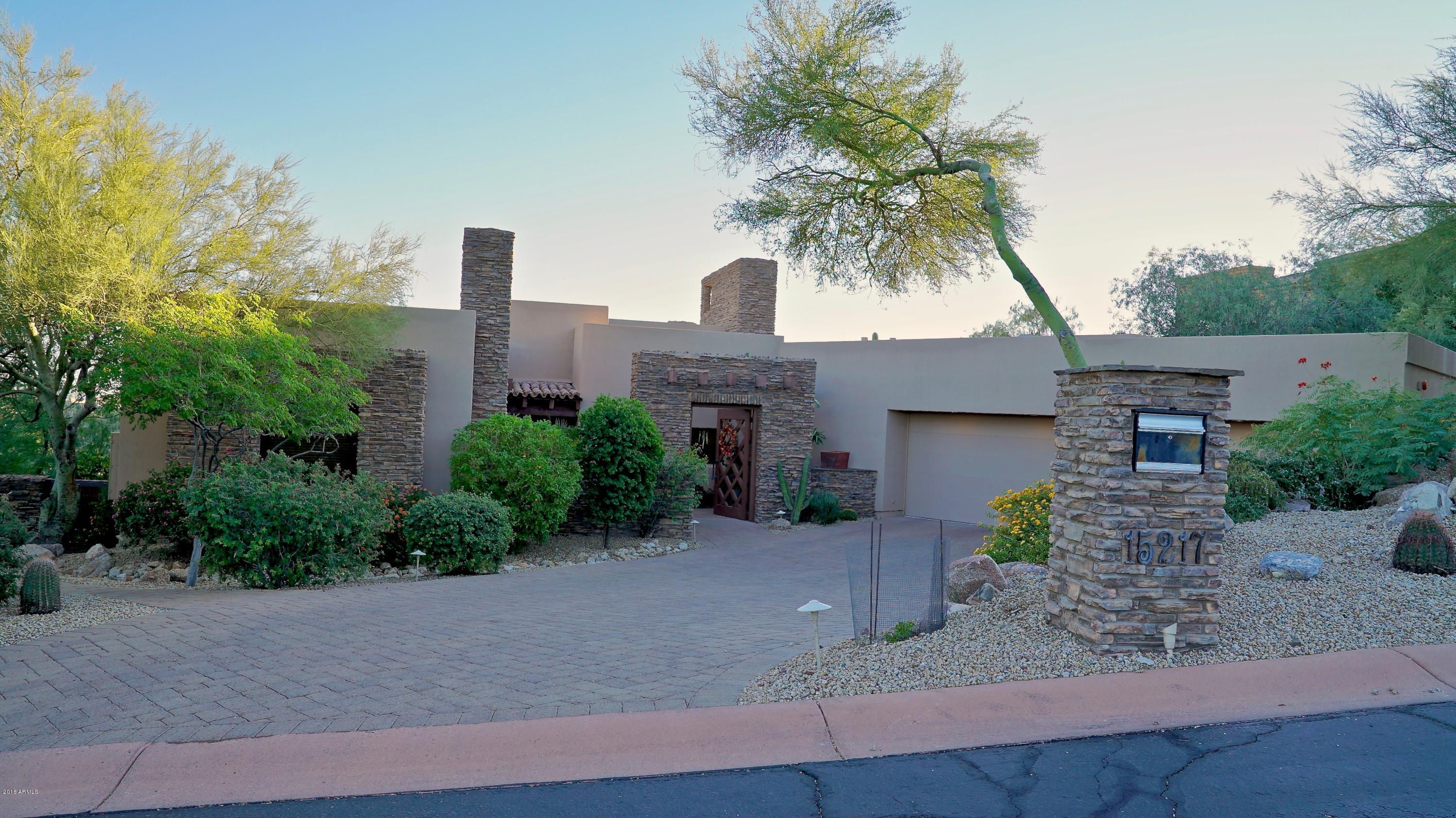 Photo of 15217 E CHOLLA CREST Trail, Fountain Hills, AZ 85268