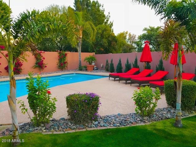 Photo of 6327 E MONTREAL Place, Scottsdale, AZ 85254