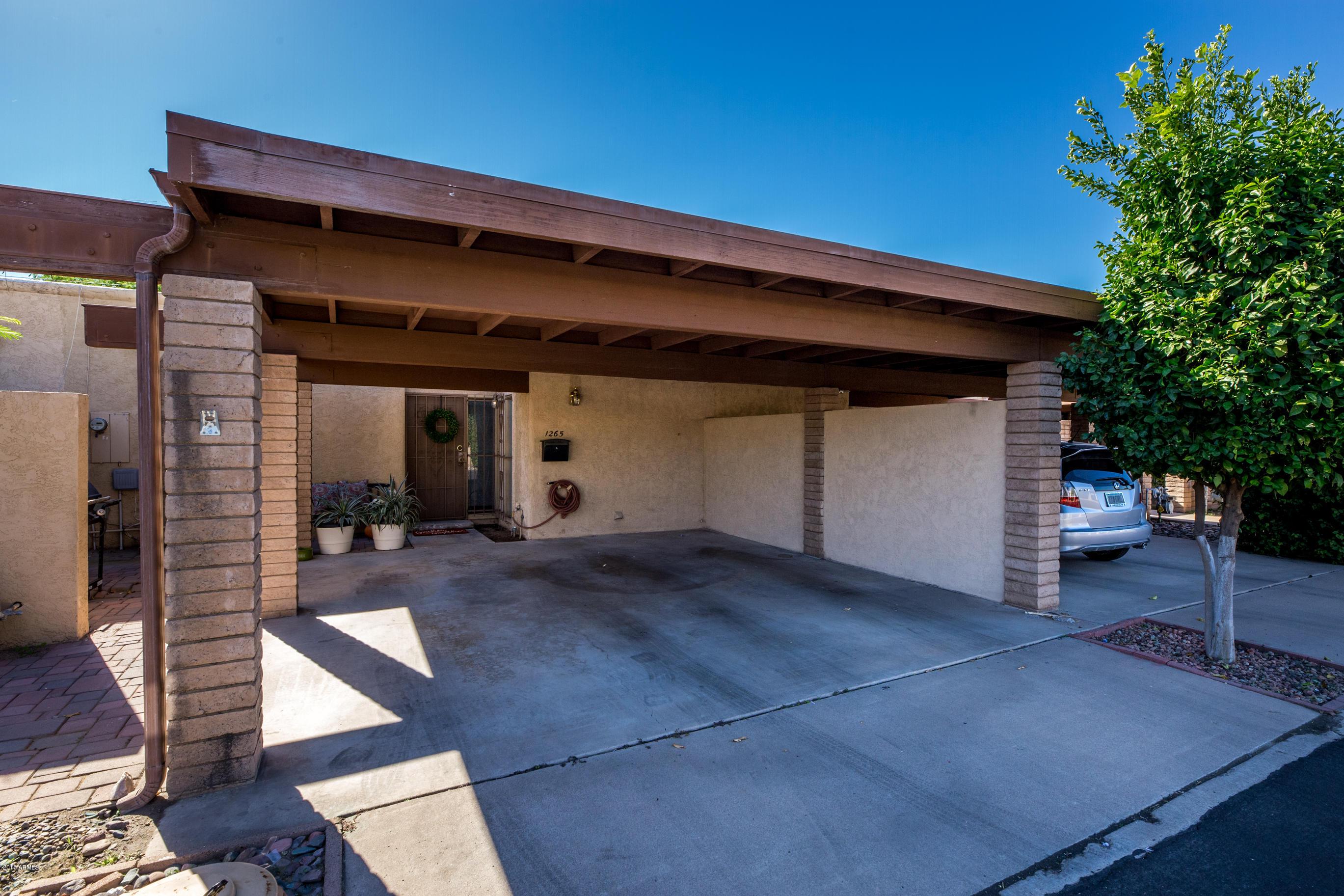 Photo of 1265 E Avenida Hermosa --, Phoenix, AZ 85014