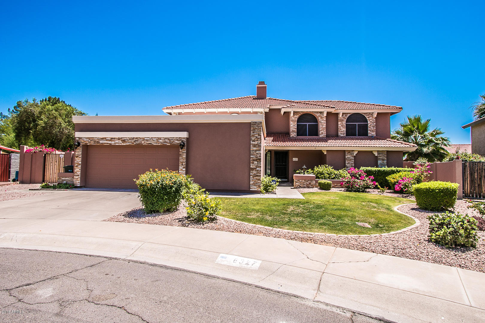 Photo of 6327 E MONTREAL Place, Scottsdale, AZ 85254
