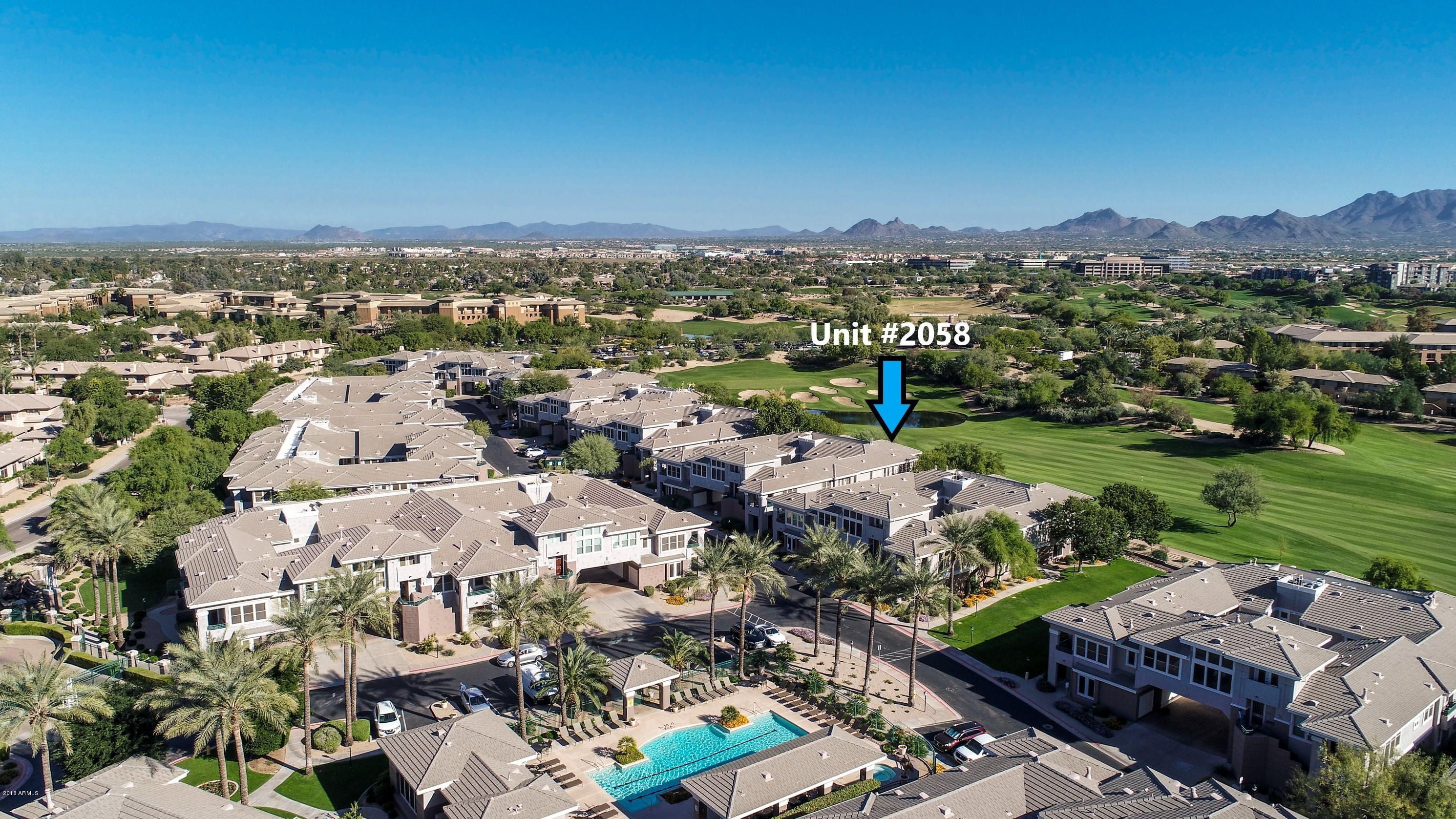 Photo of 15221 N CLUBGATE Drive #2058, Scottsdale, AZ 85254