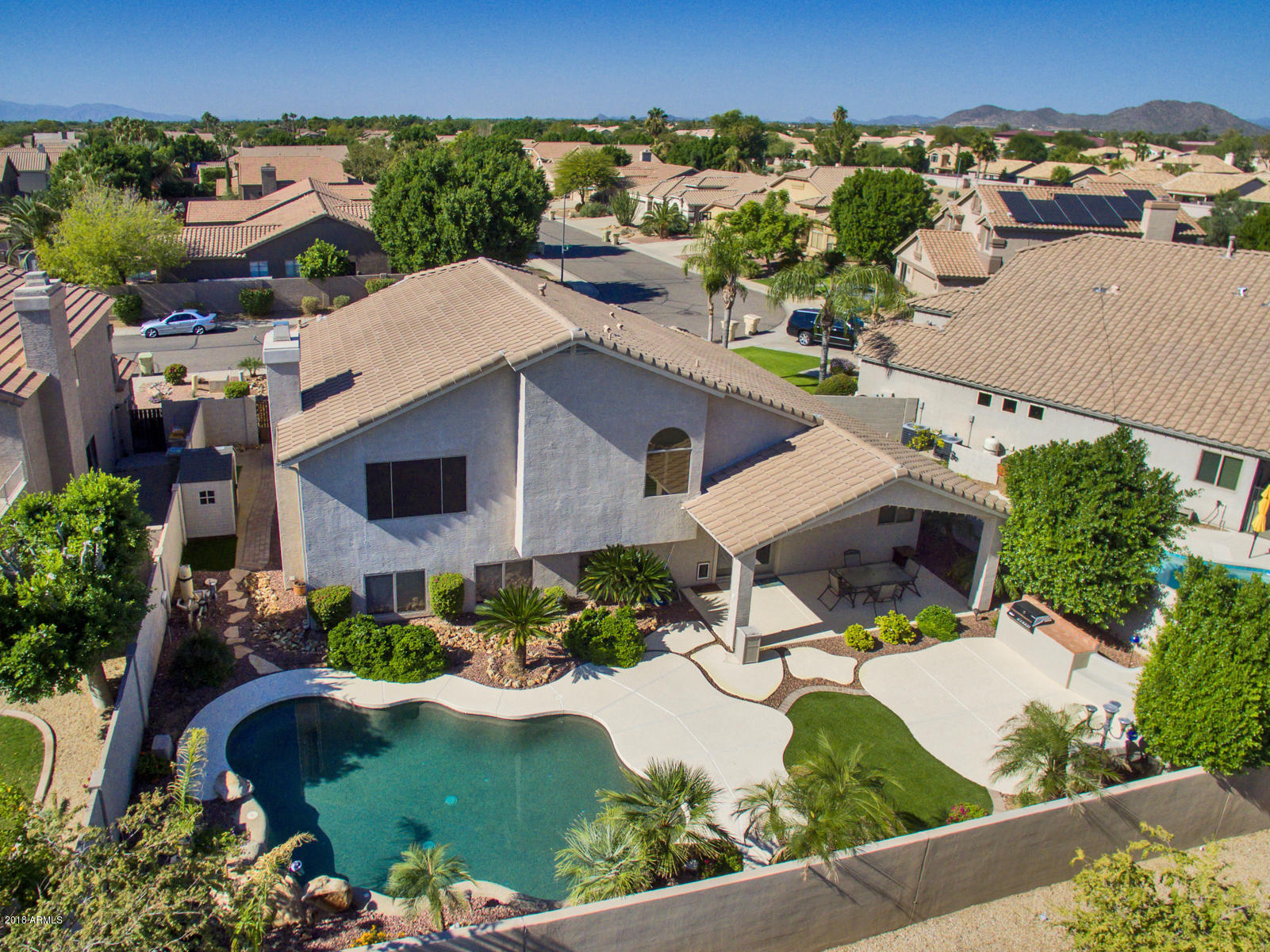 MLS 5844838 21517 N 69TH Drive, Glendale, AZ 85308 Glendale AZ Sierra Verde
