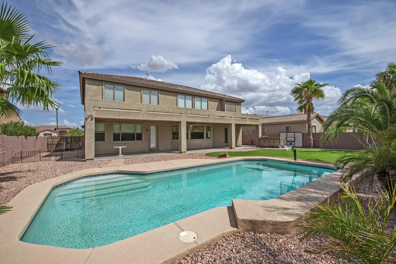 MLS 5844919 4550 N 153RD Lane, Goodyear, AZ 85395 Goodyear AZ Palm Valley