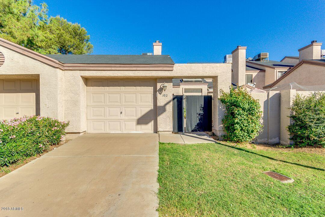 Photo of 3302 E AIRE LIBRE Avenue #102, Phoenix, AZ 85032