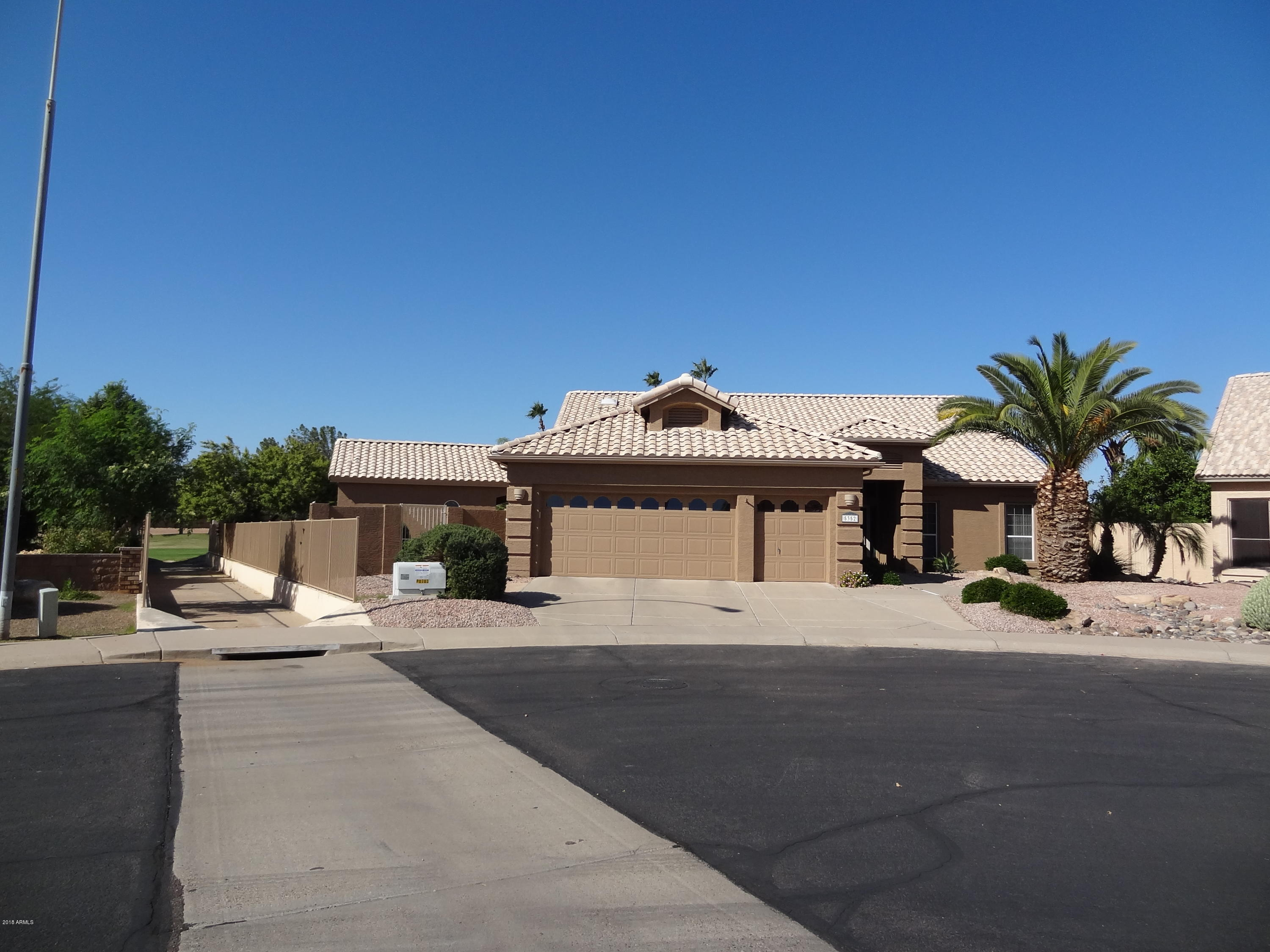 MLS 5845207 5352 S AMBERWOOD Drive, Sun Lakes, AZ 85248 Sun Lakes AZ Gated