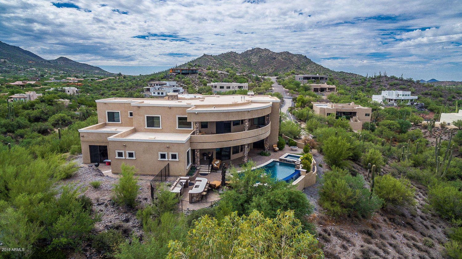 MLS 5845462 5708 E MIRAMONTE Drive, Cave Creek, AZ 85331 Cave Creek AZ Private Pool