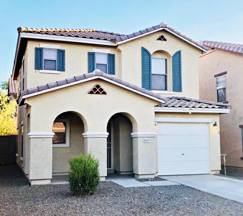 Photo of 6437 W VALENCIA Drive, Laveen, AZ 85339