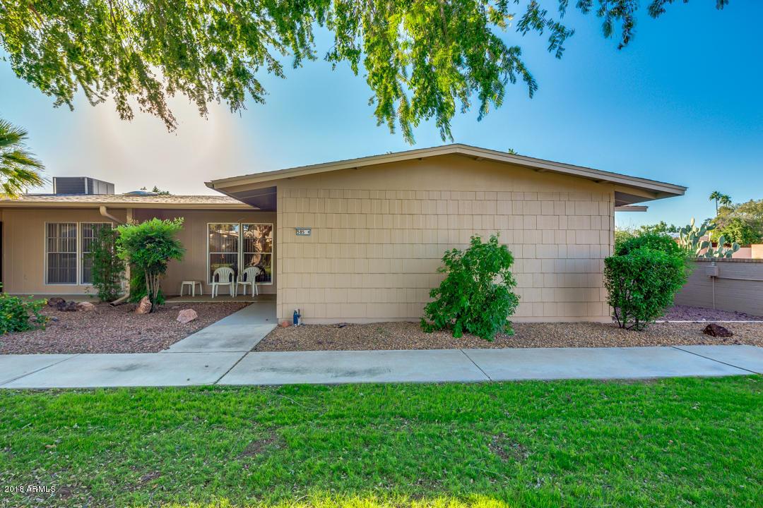 Photo of 10585 W PALMERAS Drive #N, Sun City, AZ 85373