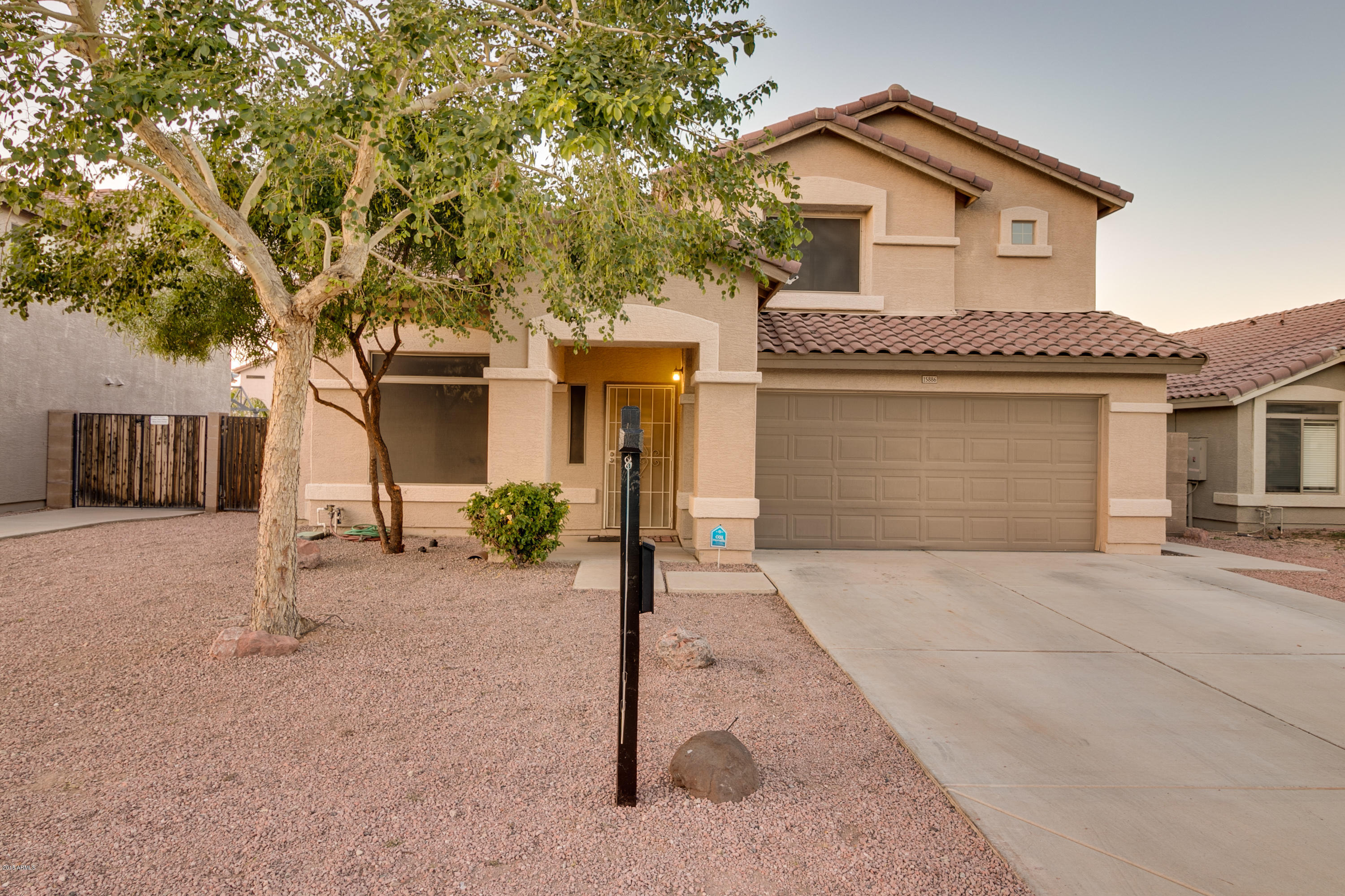 MLS 5846666 15886 W STATLER Street, Surprise, AZ 85374 Surprise AZ Mountain Vista Ranch