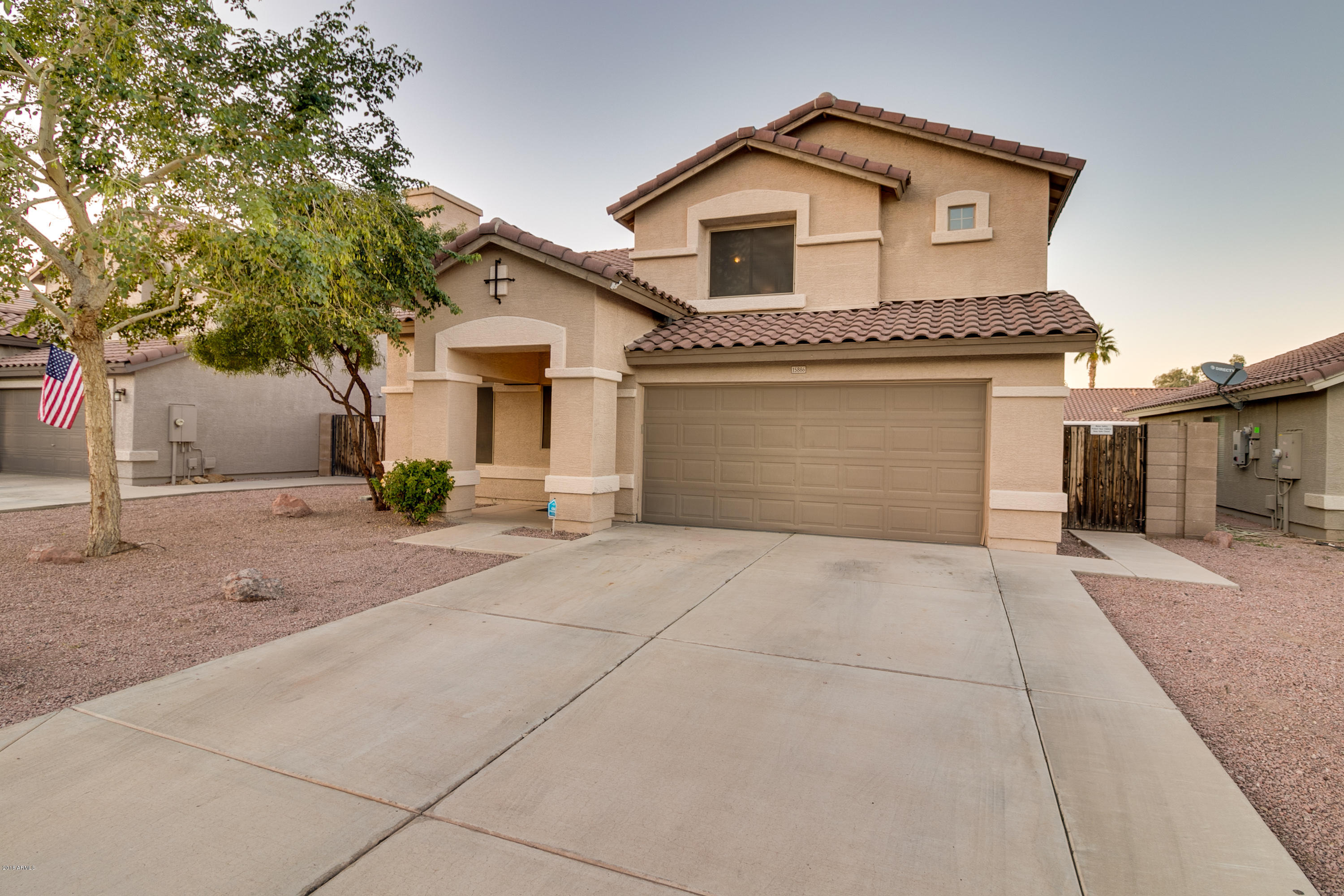 Photo of 15886 W STATLER Street, Surprise, AZ 85374