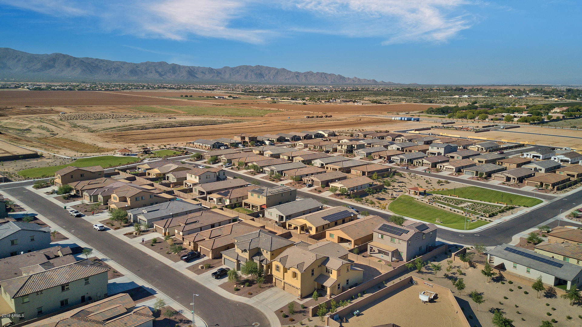 MLS 5845578 17204 W BUTLER Avenue, Waddell, AZ Waddell AZ Newly Built
