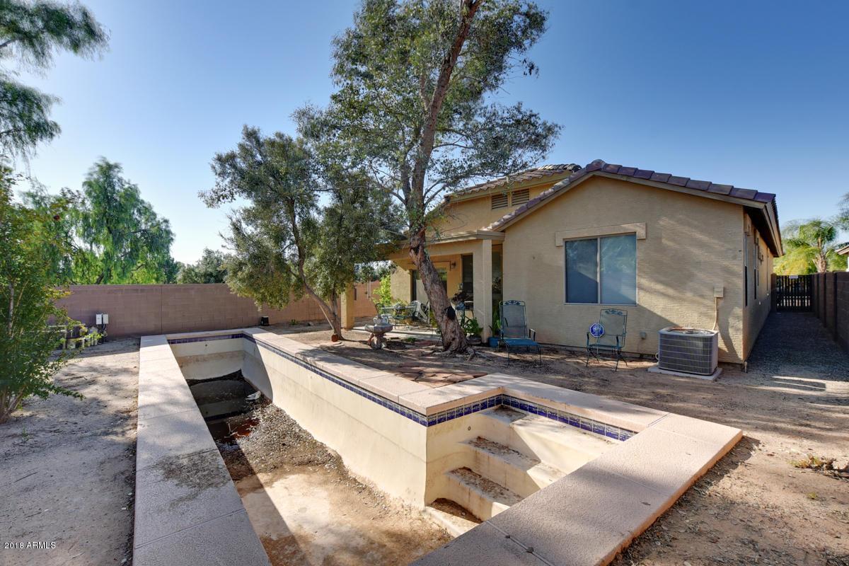 MLS 5845735 16605 N 169TH Avenue, Surprise, AZ Surprise AZ Private Pool