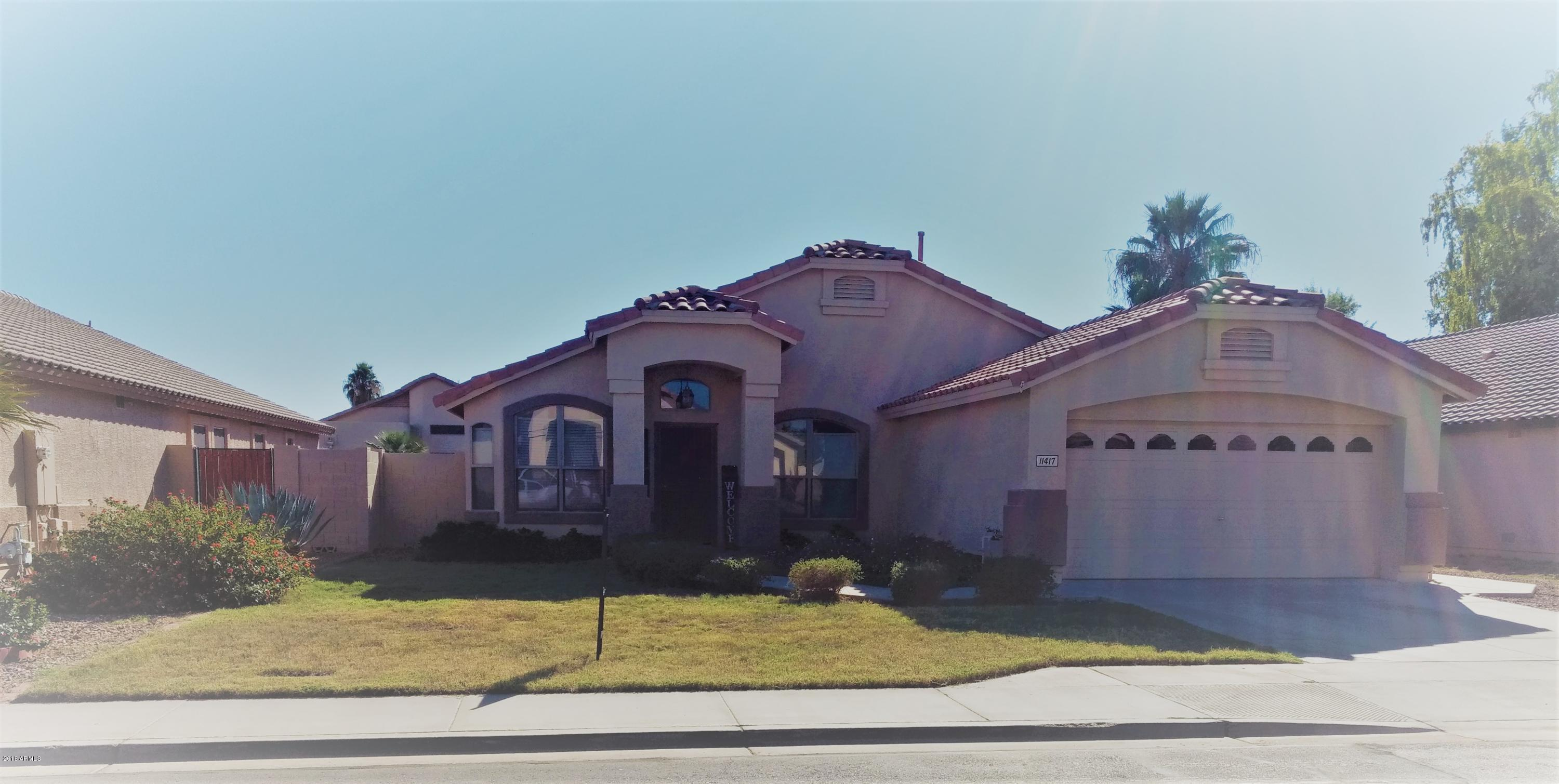 Photo of 11417 E PRAIRIE Avenue, Mesa, AZ 85212