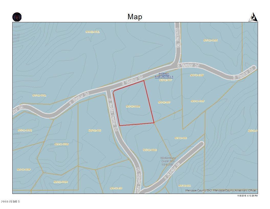 MLS 5845897 345 E Thurber Road, Wickenburg, AZ Wickenburg AZ Private Pool