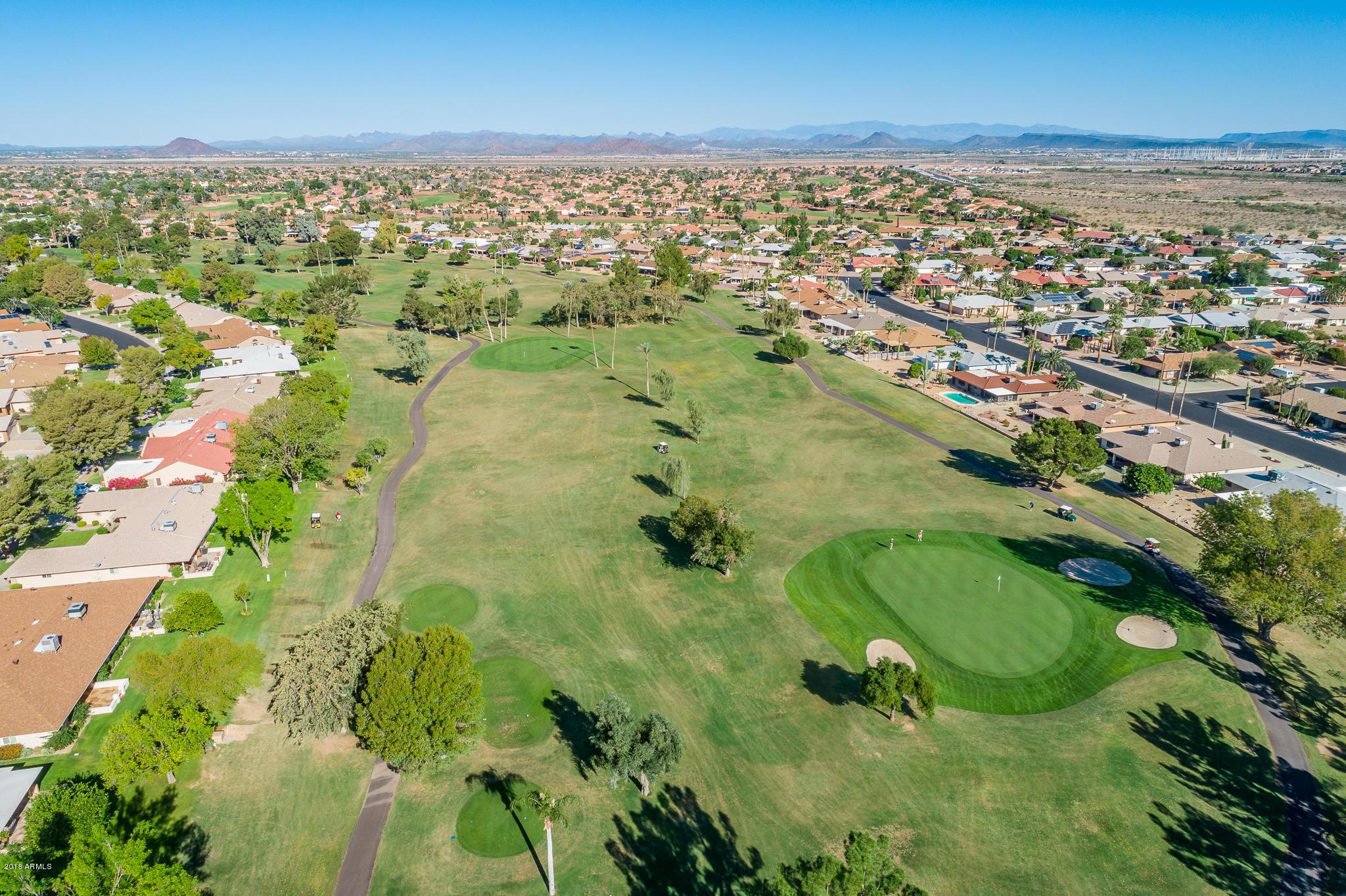 MLS 5845743 12903 W PEACH BLOSSOM Drive, Sun City West, AZ Sun City West AZ Gated