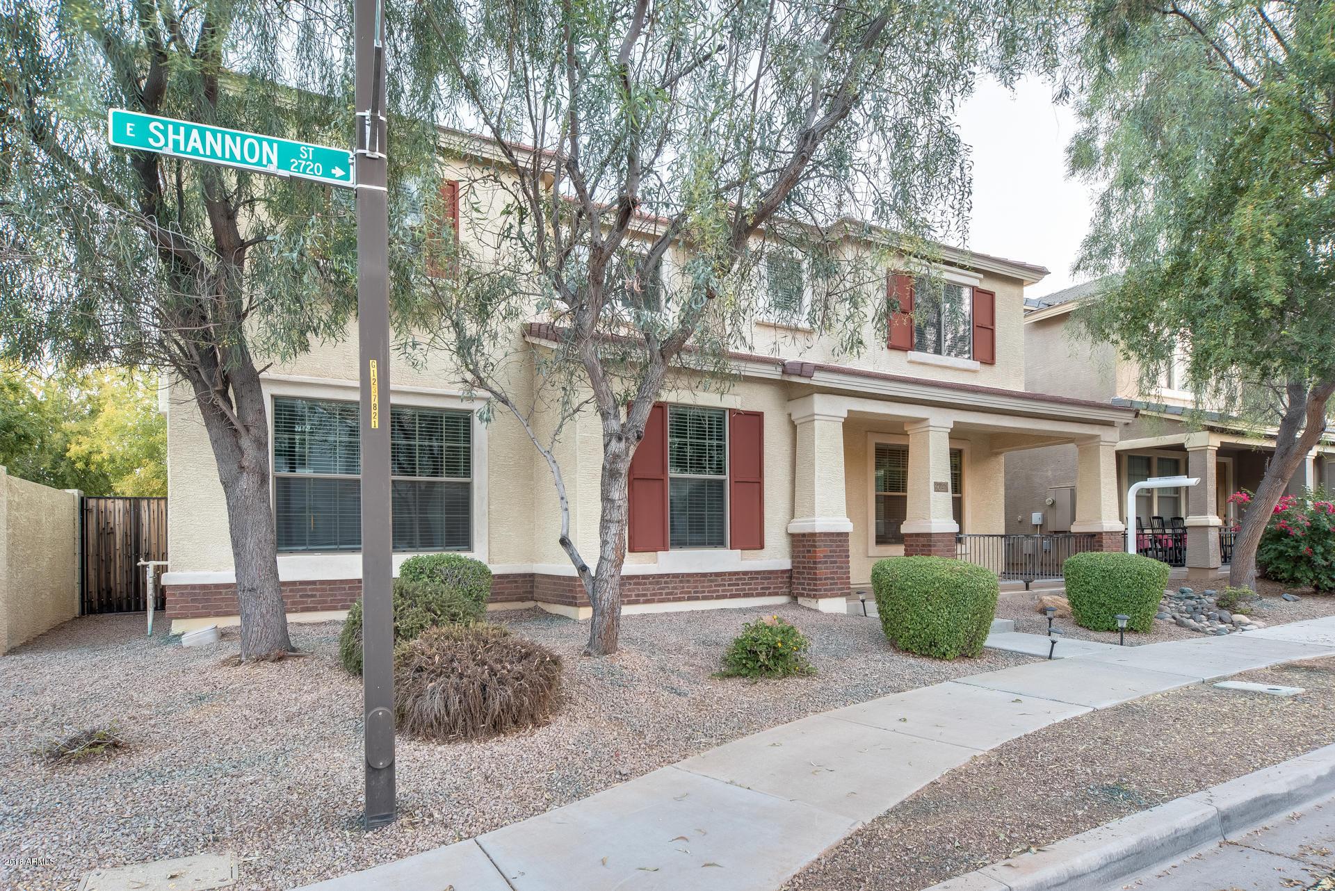Photo of 2728 E SHANNON Street, Gilbert, AZ 85295