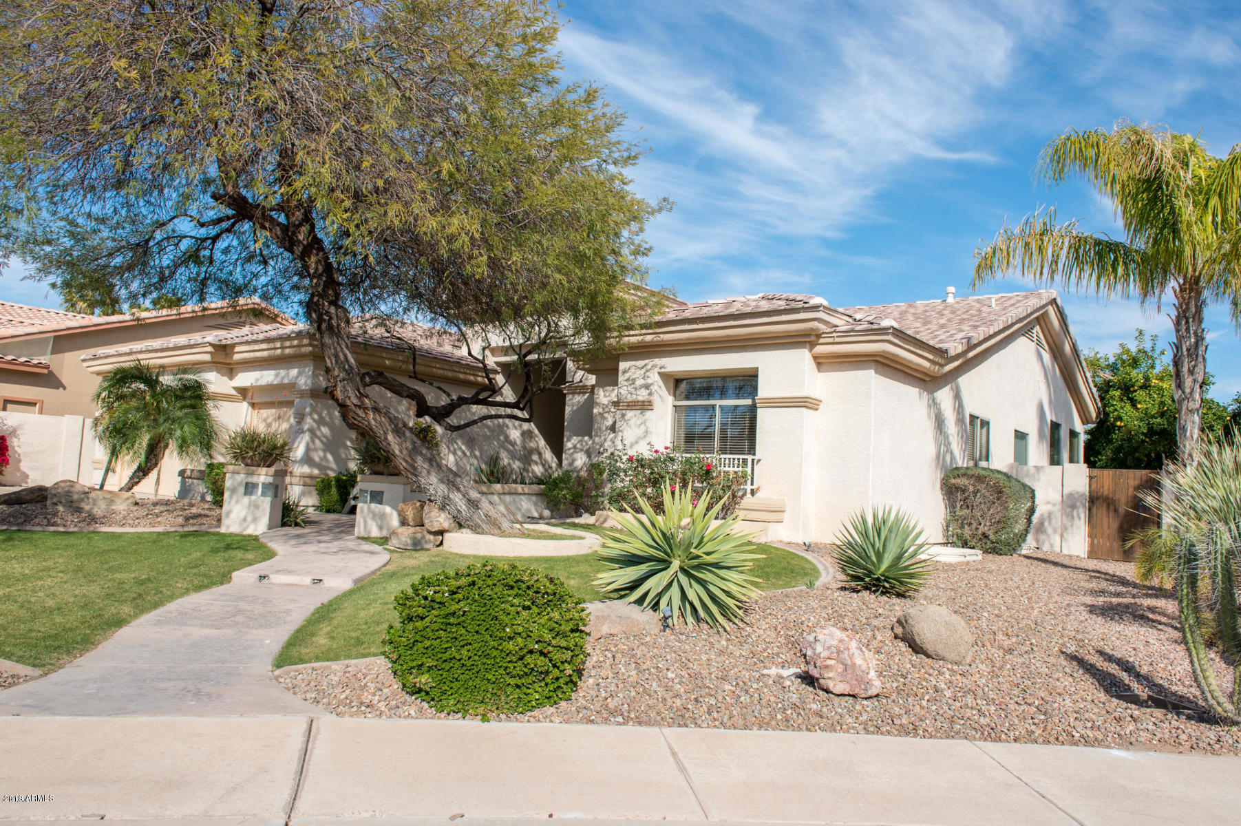Photo of 1255 N SADDLE Court, Gilbert, AZ 85233