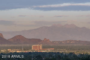 19 View of Four Peaks
