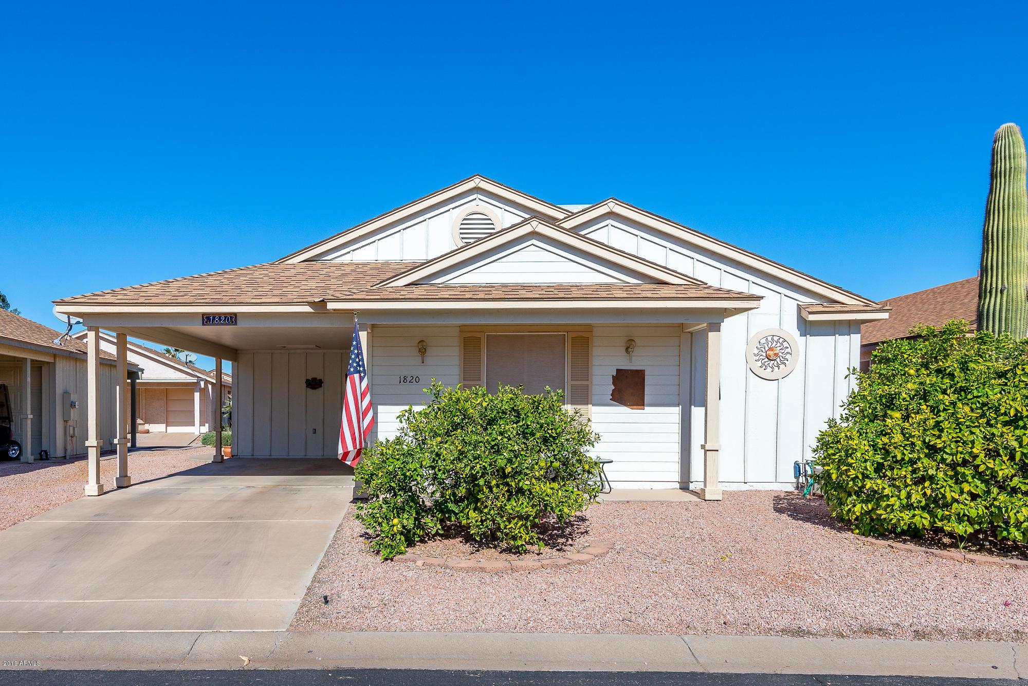 Photo of 1820 E DORAL Drive, Chandler, AZ 85249