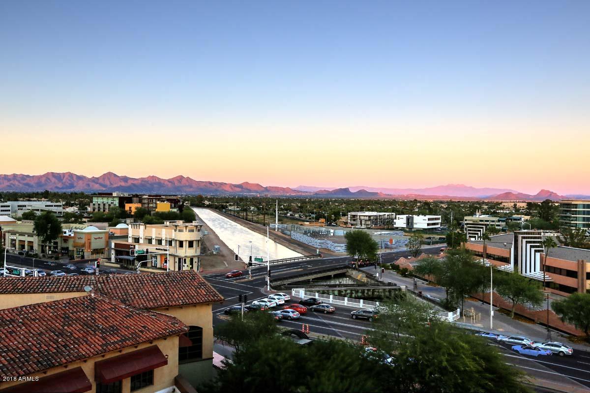 MLS 5848255 7181 E Camelback Road Unit 704 Building 1, Scottsdale, AZ 85251 Scottsdale AZ Scottsdale Waterfront