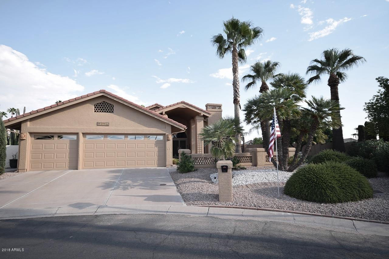 MLS 5846333 10941 E BELLFLOWER Drive, Sun Lakes, AZ 85248 Sun Lakes AZ Tennis Court
