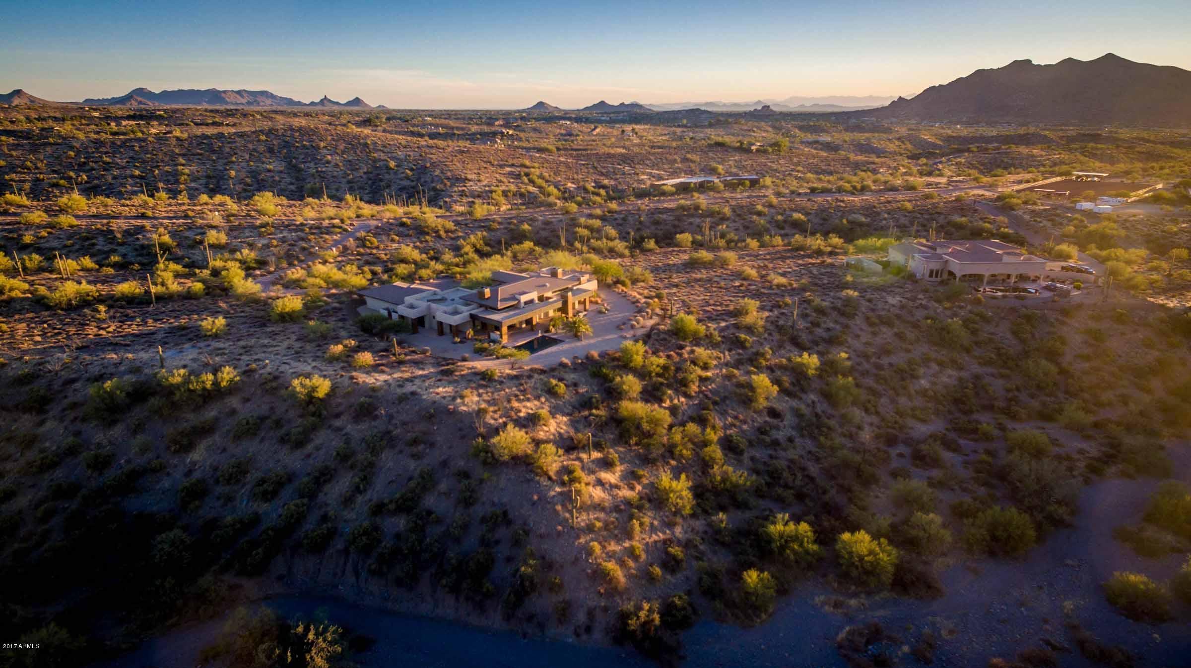 MLS 5846720 8100 E Grapevine Road, Carefree, AZ Carefree AZ Equestrian