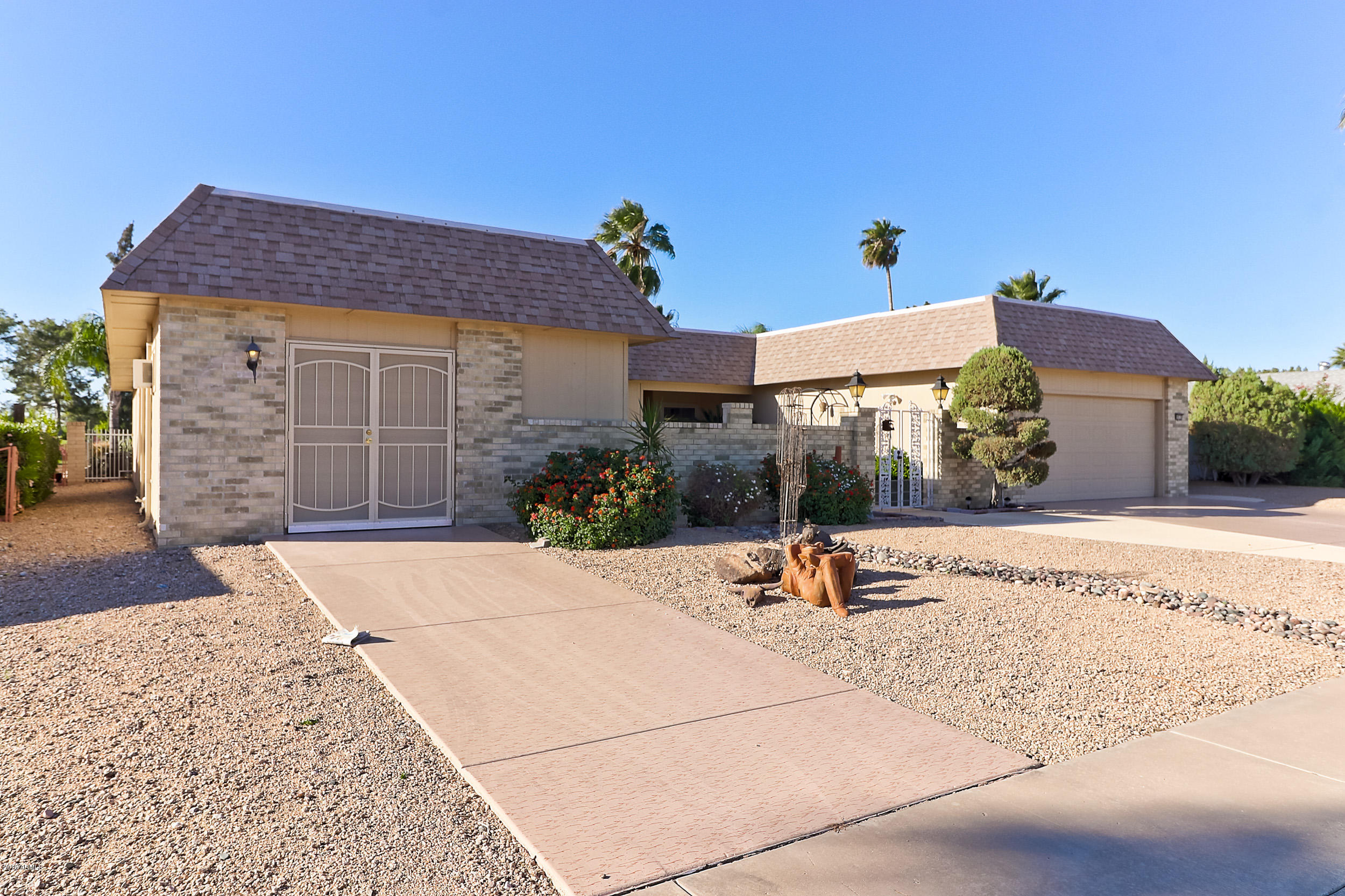 MLS 5846692 9535 W COUNTRY CLUB Drive, Sun City, AZ 85373 Sun City AZ Three Bedroom
