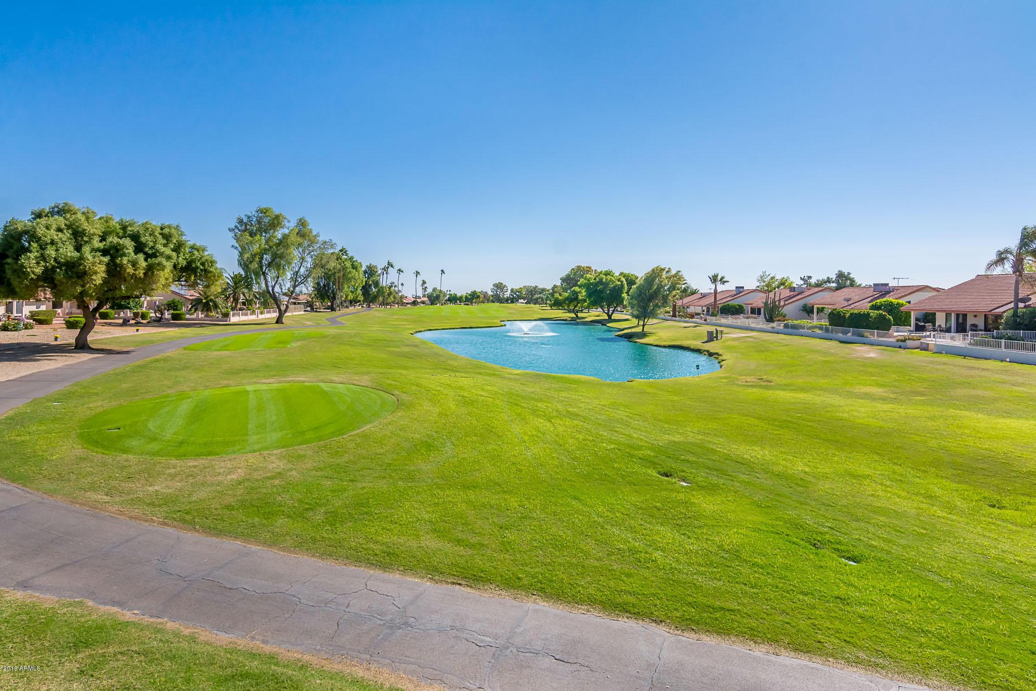 MLS 5846634 14102 W Summerstar Drive, Sun City West, AZ Sun City West AZ Scenic