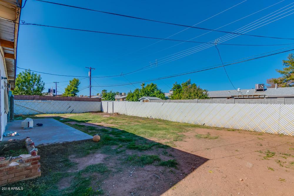 MLS 5814402 326 E GARFIELD Street, Tempe, AZ Tempe AZ Golf