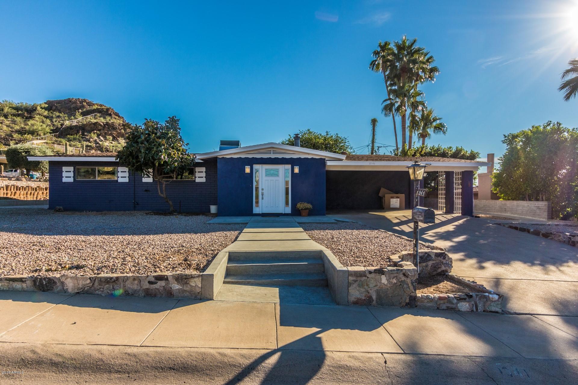 1341 E ORCHID Lane, Phoenix AZ 85020