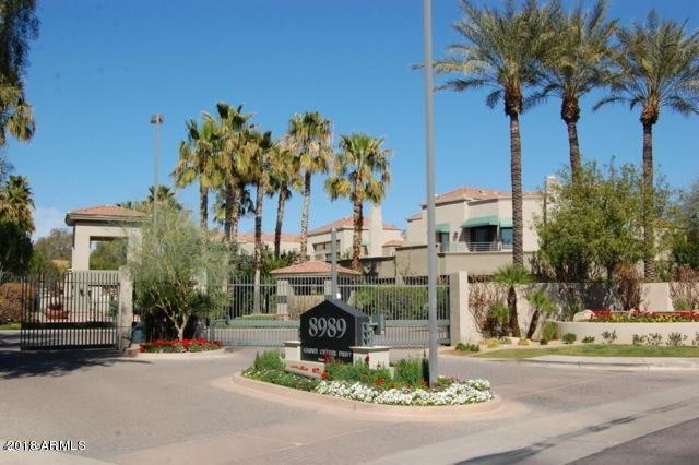 MLS 5846772 8989 N GAINEY CENTER Drive Unit 237, Scottsdale, AZ Scottsdale AZ Waterfront