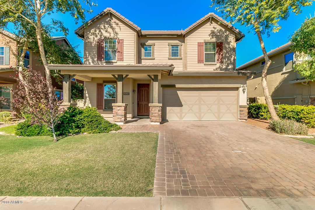 Photo of 3534 E RAWHIDE Street, Gilbert, AZ 85296