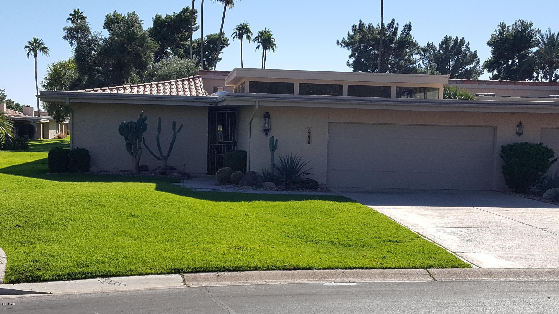 Photo of 7619 E GILA BEND Road, Scottsdale, AZ 85258