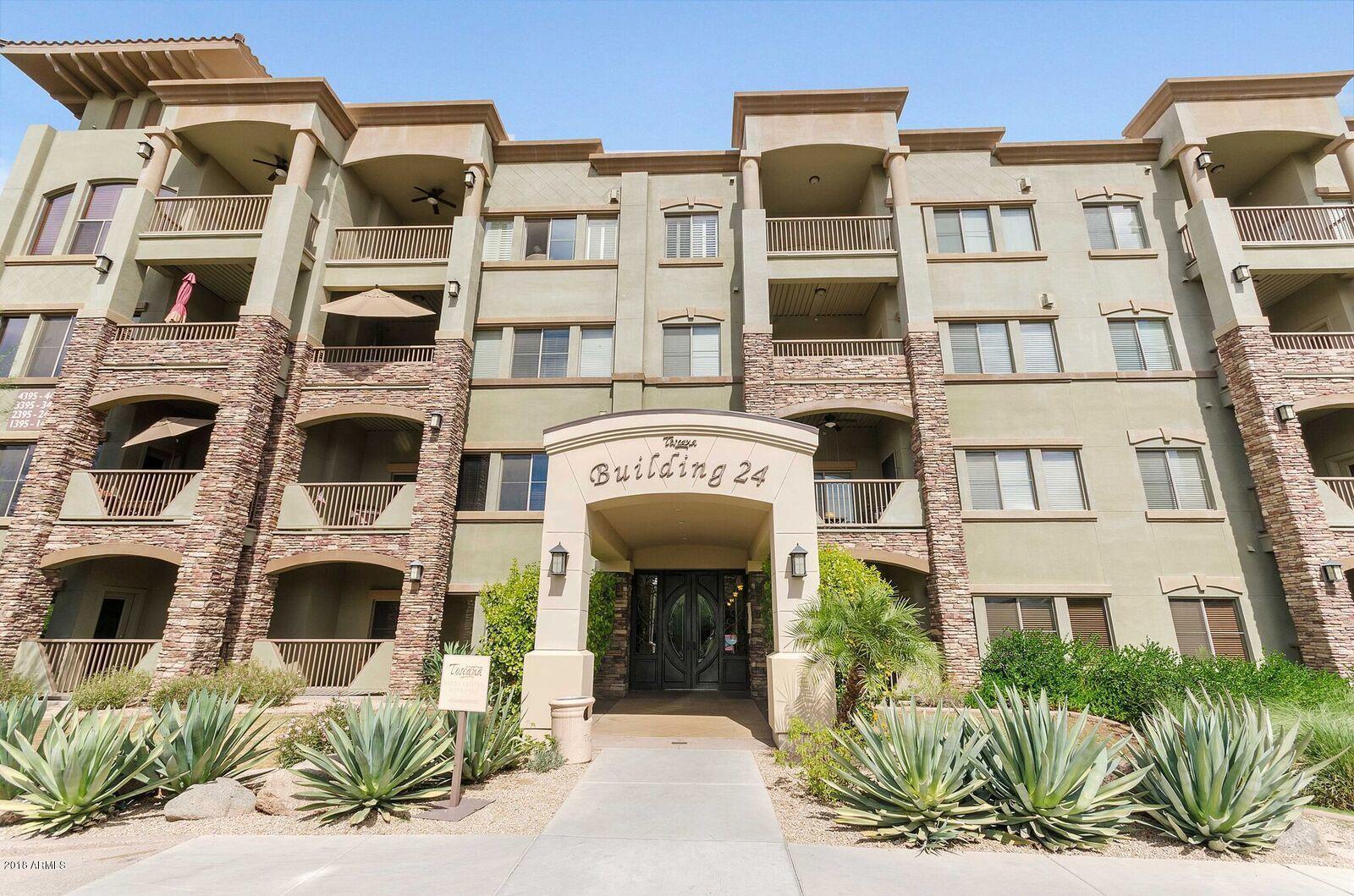 MLS 5849310 5350 E DEER VALLEY Drive Unit 2416 Building 24, Phoenix, AZ 85054 Phoenix AZ Toscana At Desert Ridge