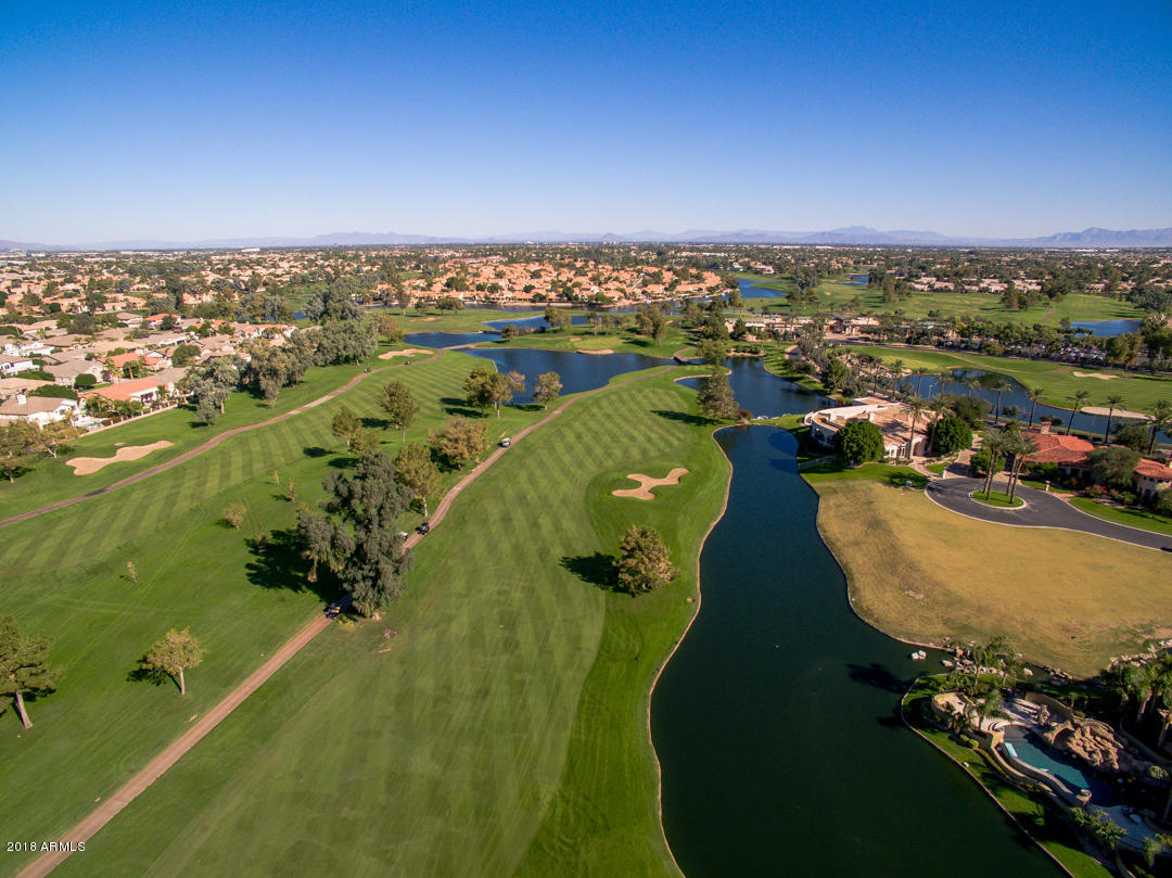 MLS 5846990 3800 S CLUBHOUSE Drive Unit 5, Chandler, AZ Scenic Views