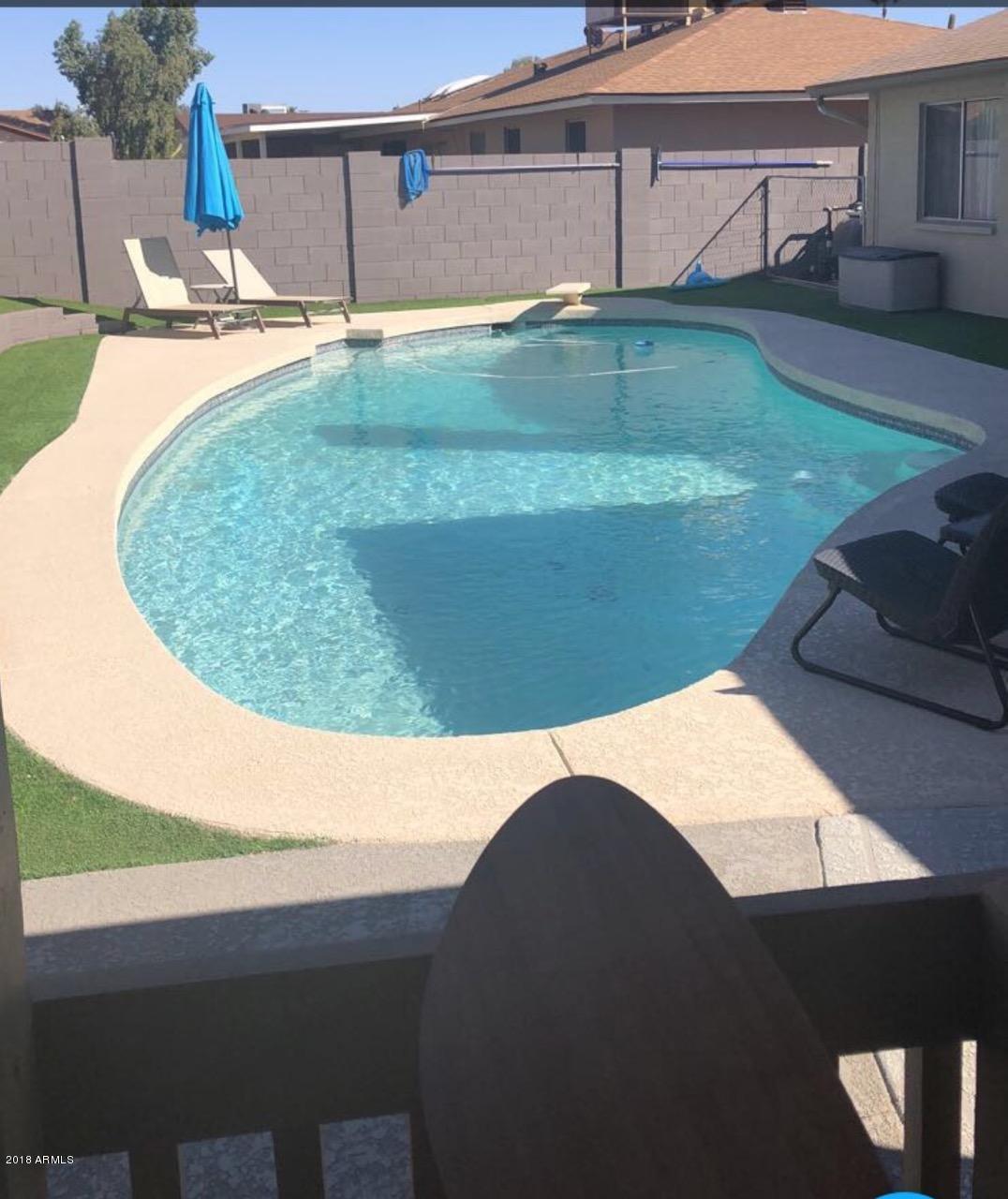 MLS 5847037 10410 S 44TH Place, Phoenix, AZ Ahwatukee Community AZ Private Pool
