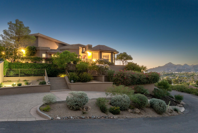 5655 N CAMELBACK CANYON Drive, Phoenix AZ 85018