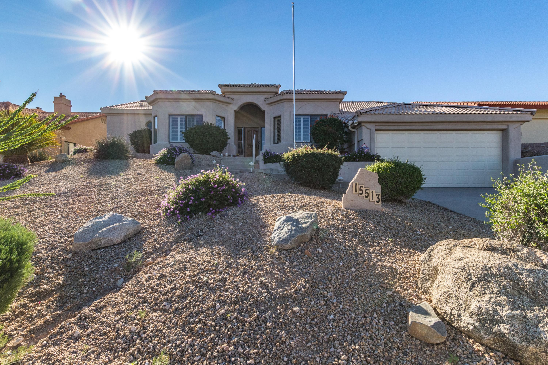 Photo of 15513 E THISTLE Drive, Fountain Hills, AZ 85268