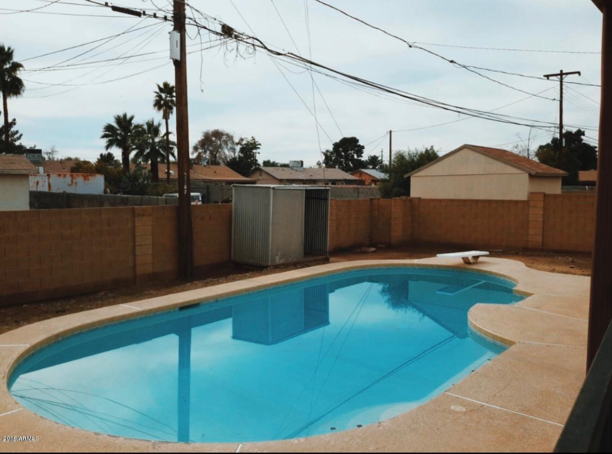 MLS 5844155 6527 W ROSE Lane, Glendale, AZ Glendale AZ Private Pool