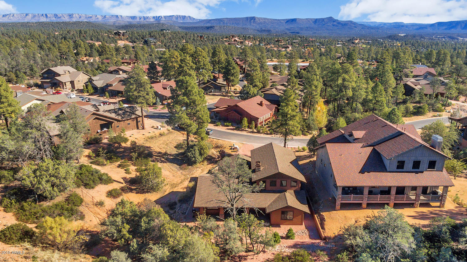 MLS 5812925 912 N AUTUMN SAGE Court, Payson, AZ Payson AZ Golf