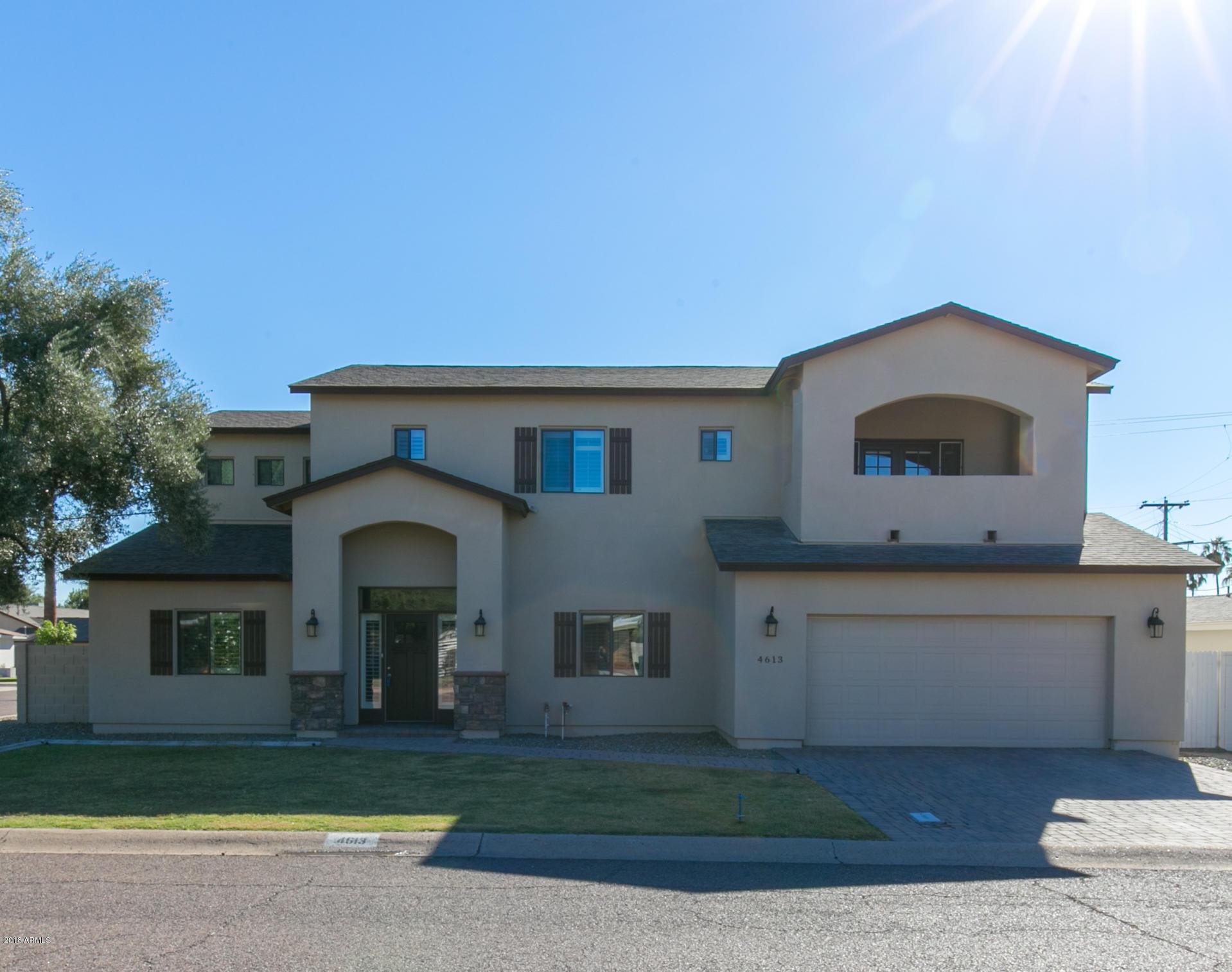 4613 E DEVONSHIRE Avenue, Phoenix AZ 85018