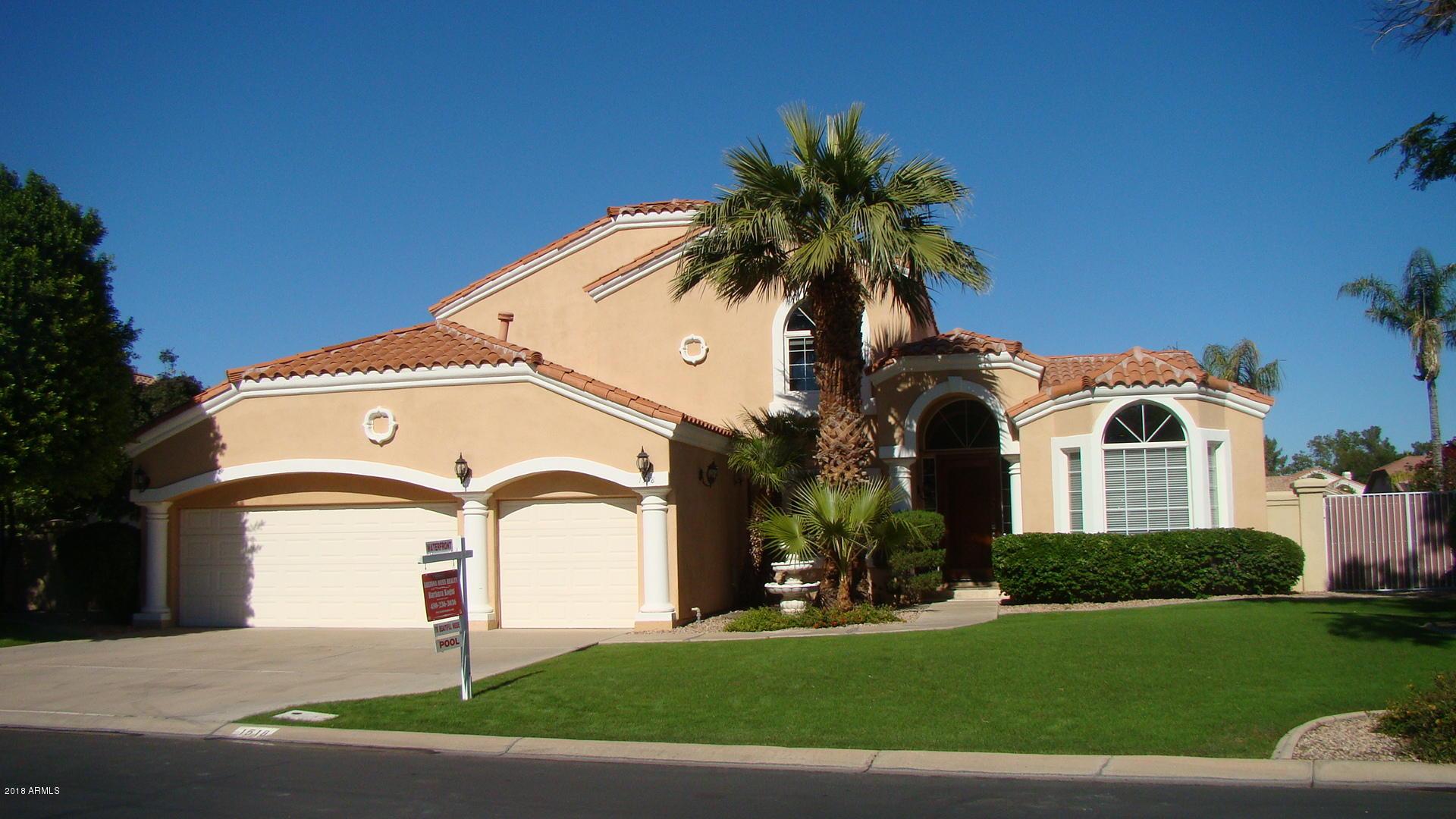 Photo of 1518 E TREASURE COVE Drive, Gilbert, AZ 85234