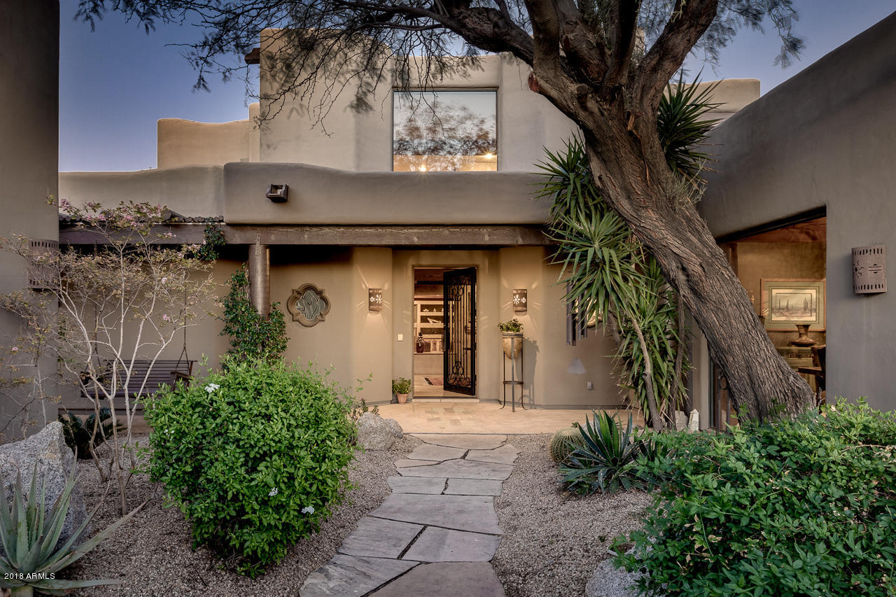 Photo of 9997 E HIDDEN VALLEY Road, Scottsdale, AZ 85262