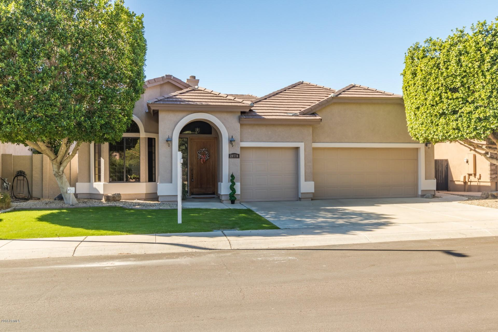 20770 N 56TH AVENUE, GLENDALE, AZ 85308