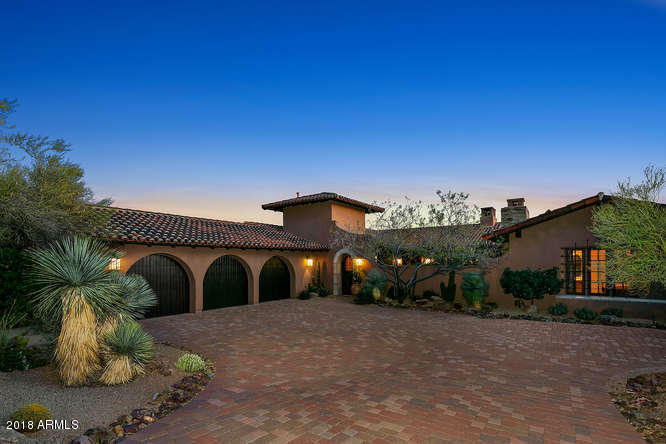 Photo of 36863 N Mirabel Club Drive, Scottsdale, AZ 85262