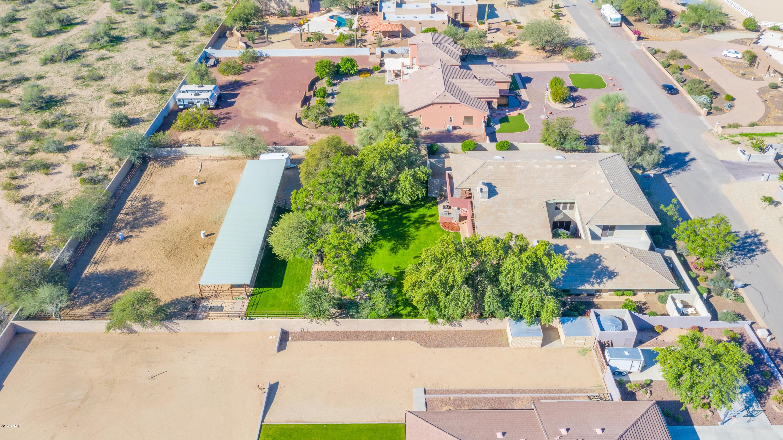 MLS 5847261 7387 W VILLA LINDO Drive, Peoria, AZ Peoria Horse Property for Sale
