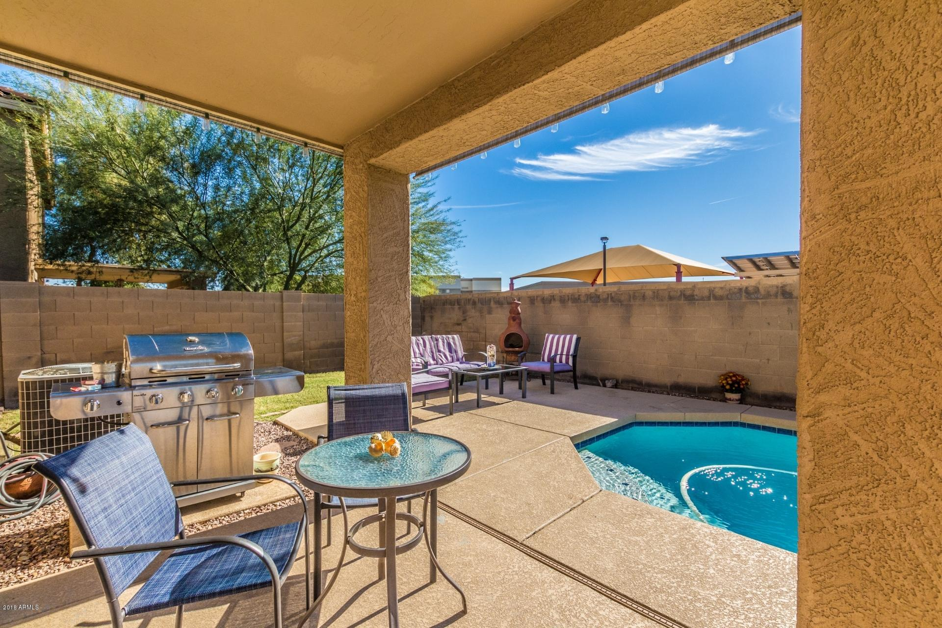MLS 5848807 17061 W MARCONI Avenue, Surprise, AZ Surprise AZ Private Pool